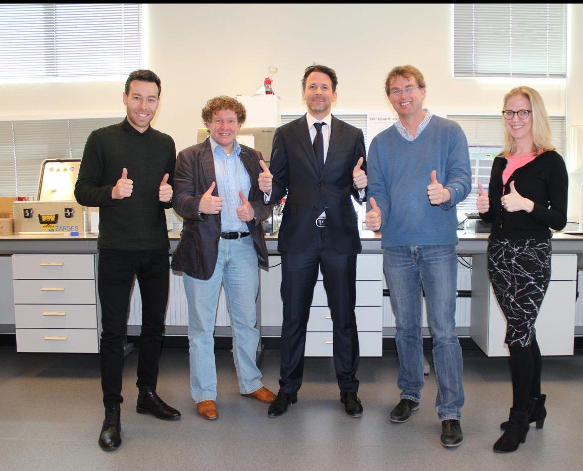 Samenwerking Horecare Kankeronderzoekfonds Limburg Maastricht
