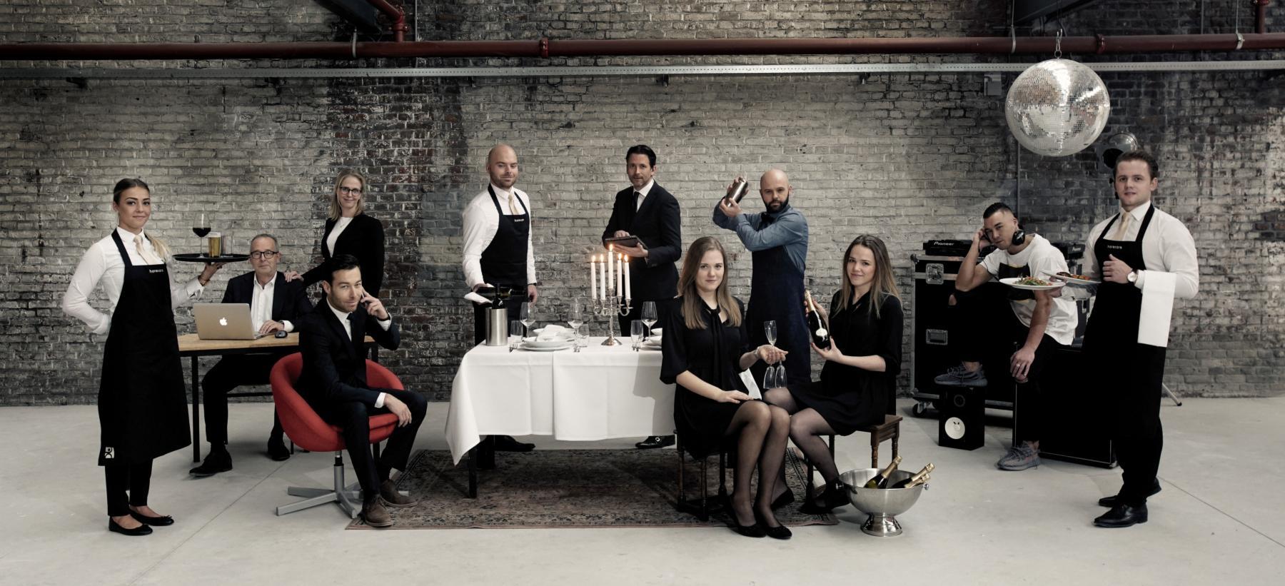 www.horecare.eu baan Eindhoven Personeel Events Payroll Maastricht Limburg Eindhoven Brabant