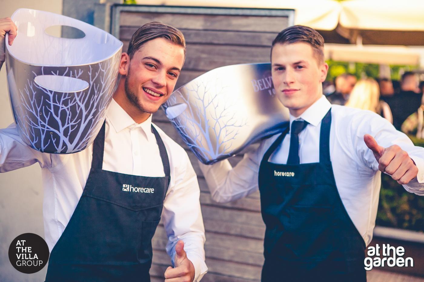 Horecapersoneel horecare events evenementen bartender Maastricht Limburg Heuvelland Parkstad