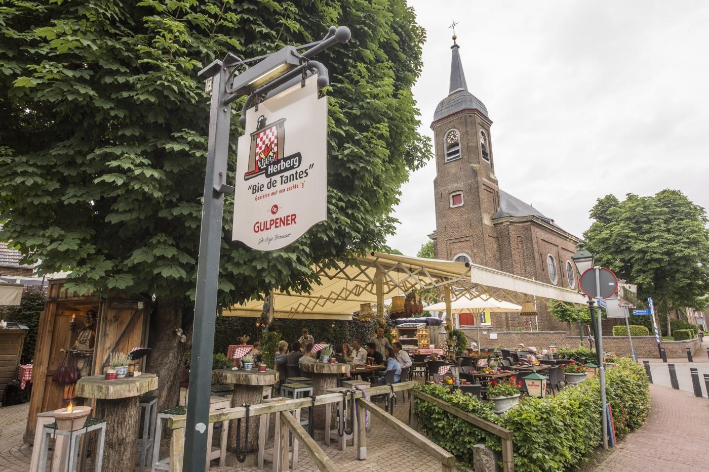 Bie de Tantes Eys Horecare Personeel Payrolling Events Maastricht Limburg