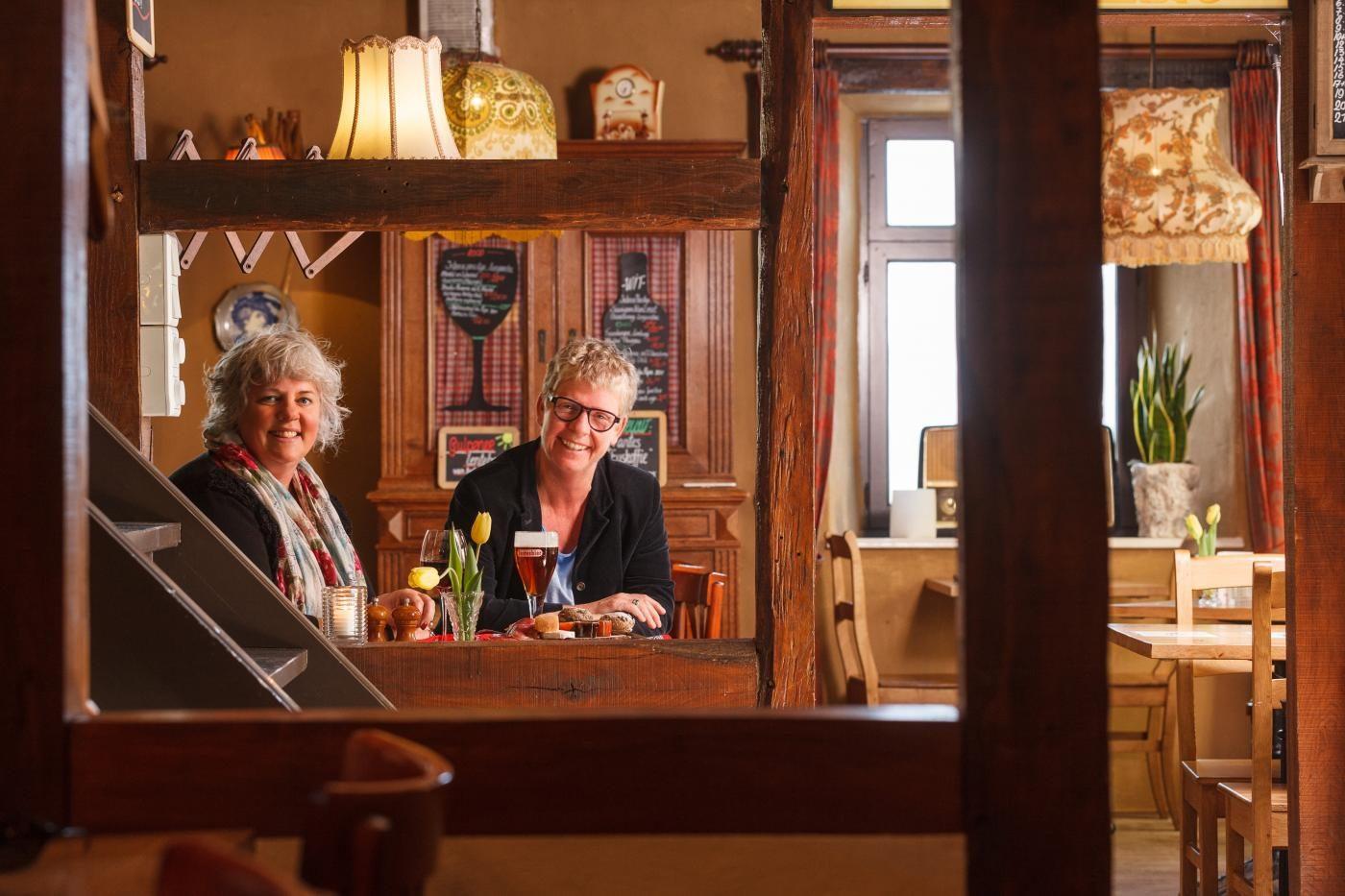 Bie de Tantes Moniek Krul Iet de Beer Horecare Personeel Payrolling Events Maastricht Limburg